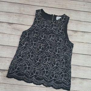 3️⃣/$🔟❗Elle lace tank
